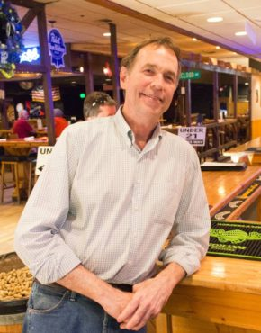 McCloud's Grill House - Andy Graham, owner