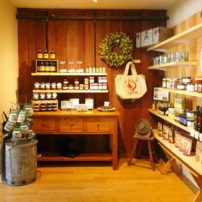 The lovingly designed and stocked farm store in Lynwood Center