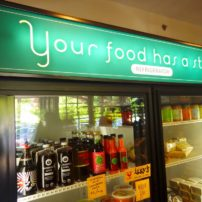 """""""Your food has a story."""" A phrase that captures part of Heyday's philosophy."""
