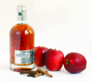 Most liqueurs take very few ingredients to make. Freshness is the key to great flavor.