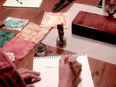 Annabella Serra's favorite quill pen