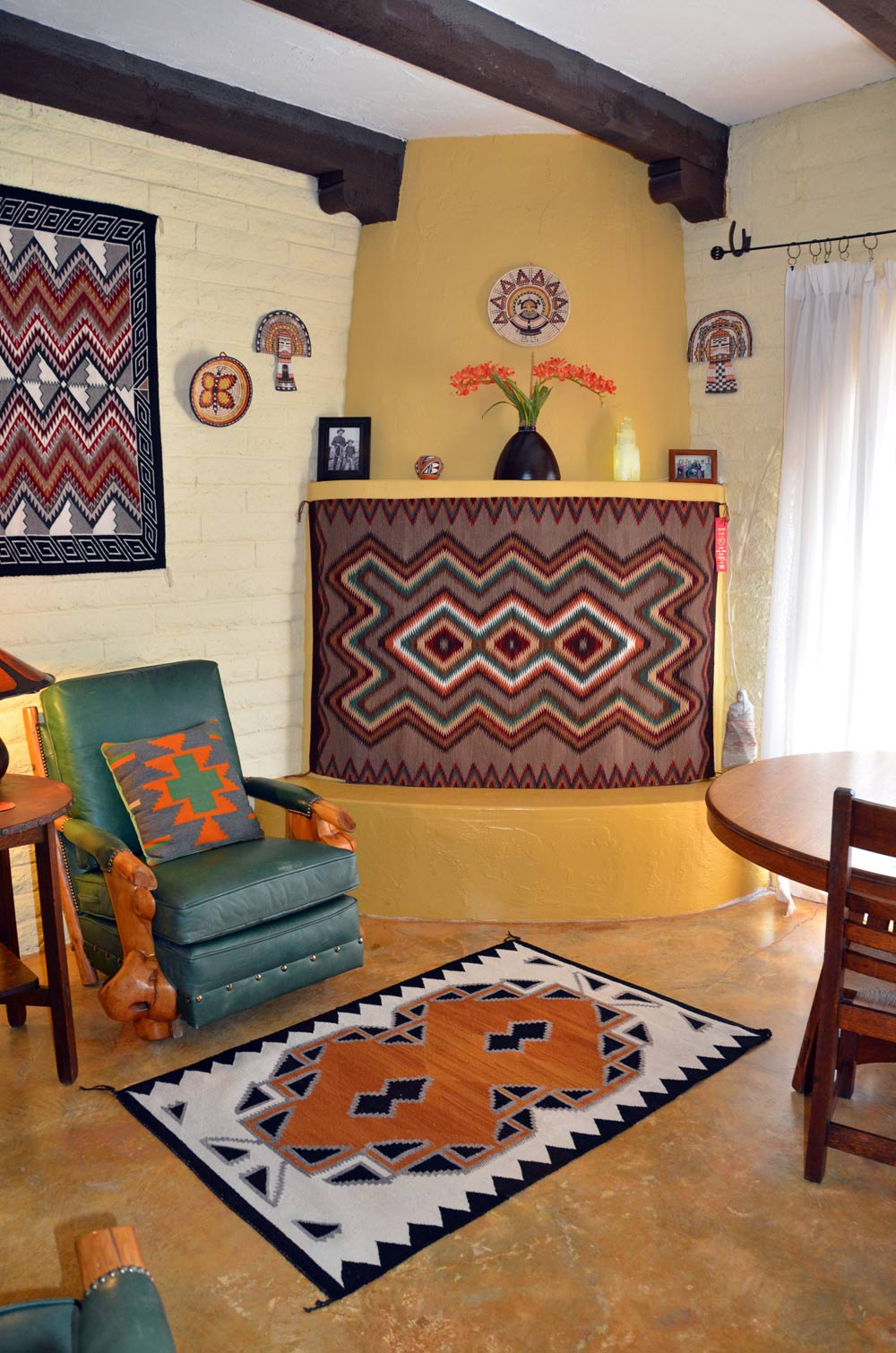 WSHG.NET BLOG | 5 Ways to Transform a Room with Navajo Weavings | At on database design wallpaper, visual design wallpaper, windows design wallpaper, logo design wallpaper, web design wallpaper, graphic design wallpaper, basic design wallpaper, revit design wallpaper, ui design wallpaper,