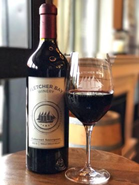 Fletcher Bay Winery Cabernet