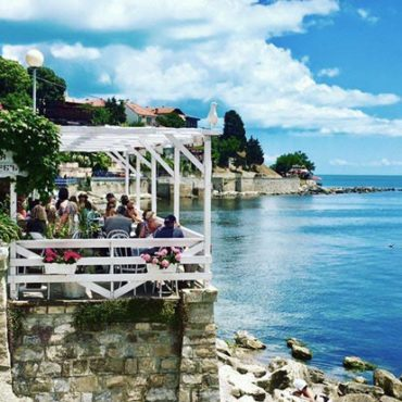 Historic walled city of Nesebar
