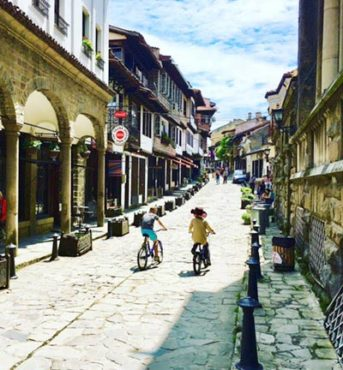 Old Town Veliko Tarnovo