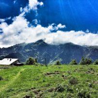Balkan mountains southwest of Tarnovo