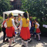 Bulgarian dancers, Plovdiv