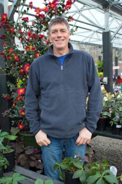 Brad Watts, owner, Valley Nursery