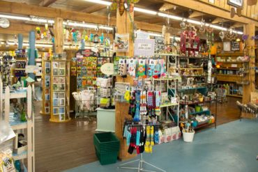 Valley Nursery Gift Shop ready for spring