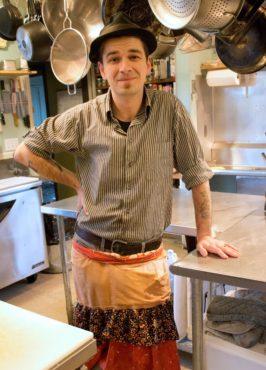 Chef John Delp