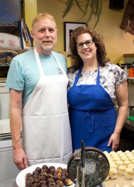 Monica and Mark Downen