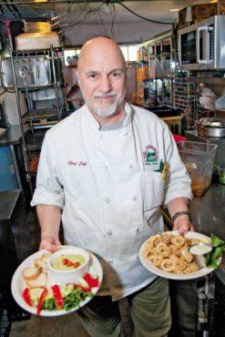 Chef Jeff McClelland