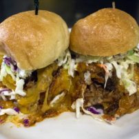 Barbecue sliders
