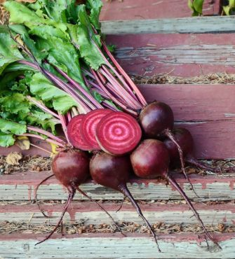 The National Garden Bureau proclaimed 2018 the Year of the Beet.