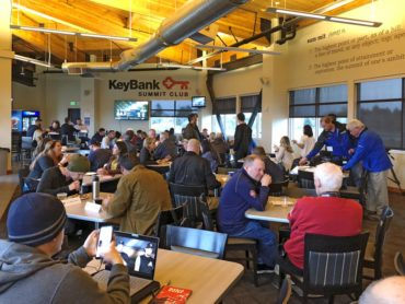 Tacoma Rainiers Press Day dinner