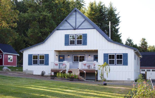 A Simple Farmhouse
