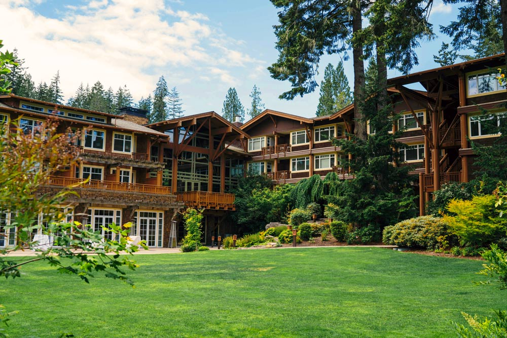 Wshg net making a difference the alderbrook resort and for Alderbrook homes