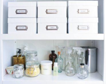 Craft Organizing