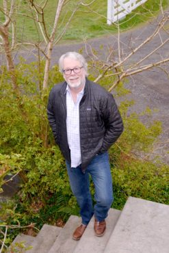 Paul Dudley — Resident of Poulsbo, married, two children