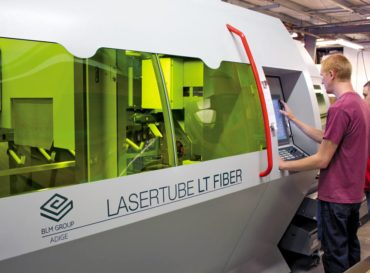 AGS' state-of-the-art laser