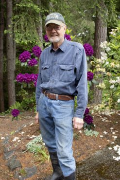 Bob McBride — Resident of Silverdale, married, two children, five grandchildren