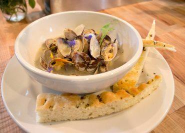 Discovery Bay manila clams