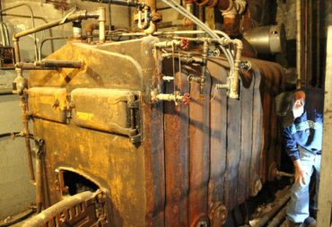 The Monster Boiler