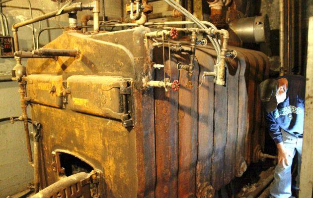 The Monster Boiler