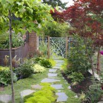 Urban, Contemporary Home and Garden on Morgan Hill