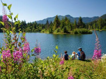 Gold Creek Pond (Photo by Jon Stier)