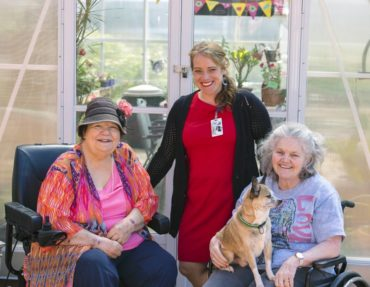 The heart of Martha & Mary is caring for seniors.