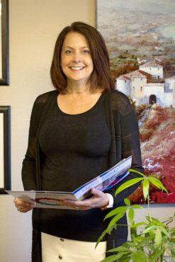 Lynette Ladenburg, CEO