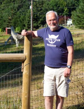 Jim Sund — Resident of Poulsbo, married, two adult children