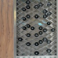Fun and funky wine storage