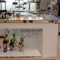La Tavola has created a mixologist's dream outdoor bar.
