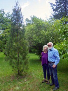 Mark and Susan Shaffer