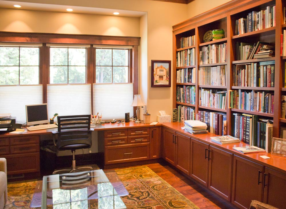 WSHGNET How To Design Your Home Office For Maximum Productivity Interesting How To Design A Home Office