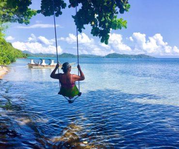 Hidden retreat on the isle of Lombok