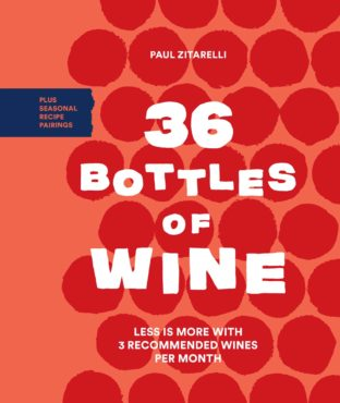 Book - 36 Bottles of Wine