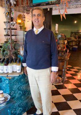 Jim Higgins, owner of Elixir Fixer