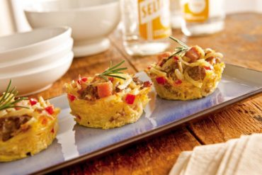 mini hash brown casseroles