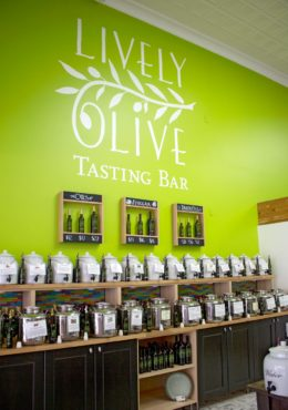 The Lively Olive Tasting Bar