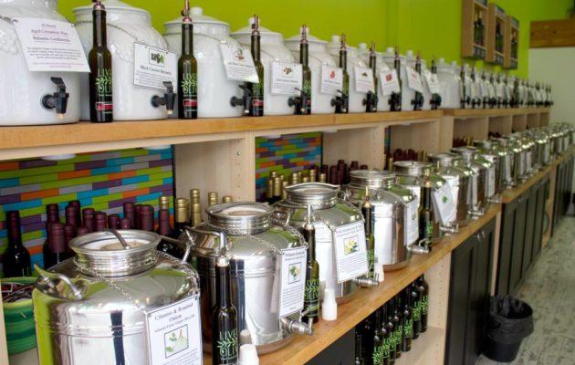 The Lively Olive Tasting Bar