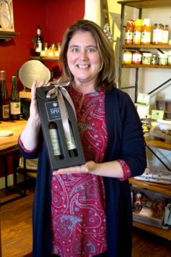 Windy Payne, owner of For the Love of Spice in Gig Harbor