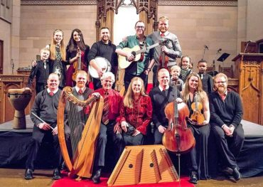 Magical Strings Celtic Yuletide