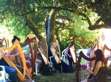 Magical Strings Celtic Yuletide