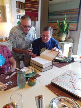 Scrabble Party