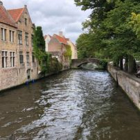 The canals of Brugge