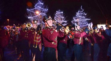 Port Orchard's Chimes & Lights Parade