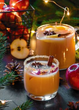 Swangy Cider Punch (Photo courtesy Alamy)